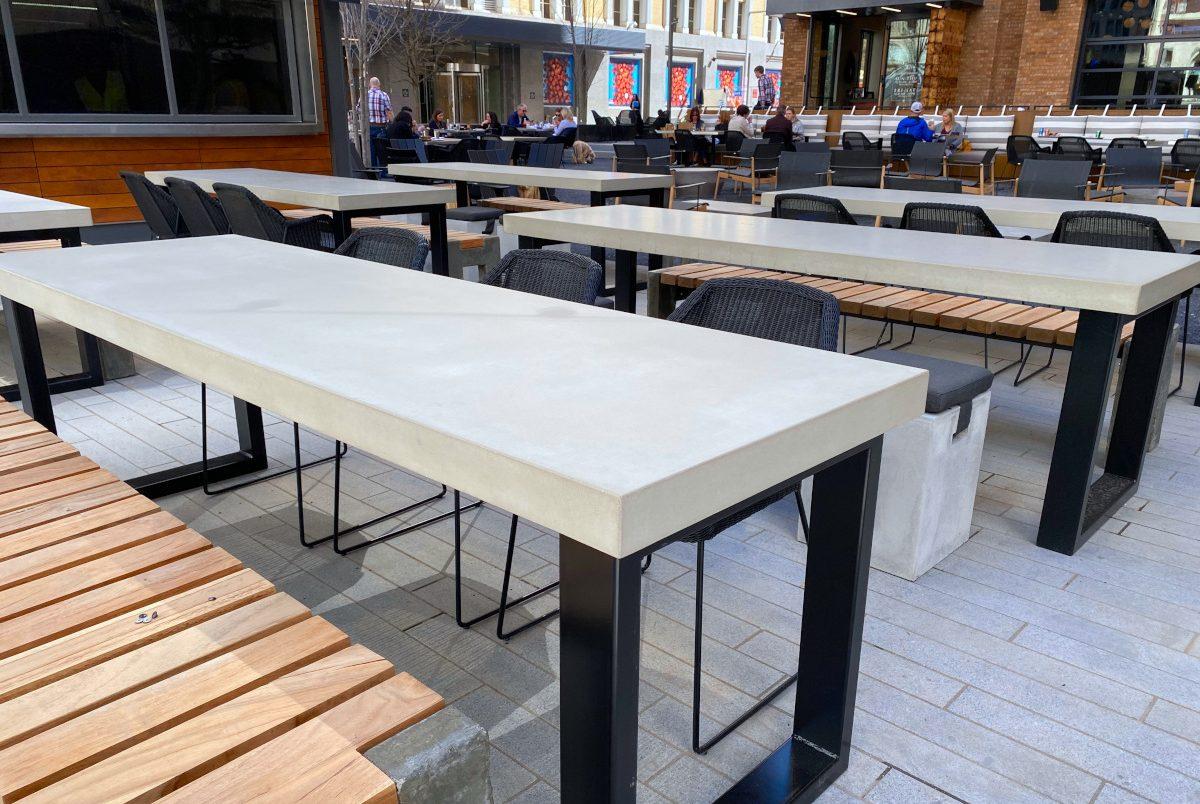 Concrete Tables