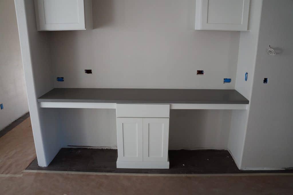 Concrete Desk Top